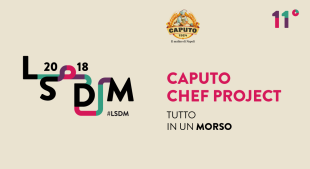 2. Banner Caputo Chef Project 2018