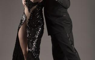 Miguel Angel Zotto y Daiana Guspero