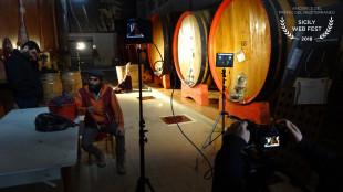 sul set di In vino veritas (6)