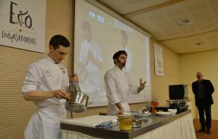 EGO- Martino Ruggieri durante la masterclass105