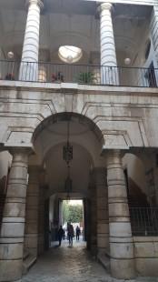 interno Palazzo Gioia