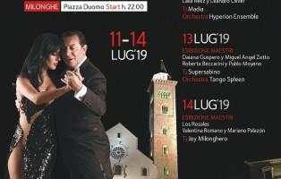 Locandina Festival Tango 11-14 luglio