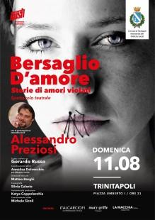 Loc Bersaglio d'amore, storie di amori violati, 11 agosto, Trinitapoli (BT)