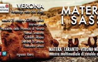 Mostra Matera I Sassi a Verona 1