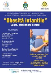 locandina obesità