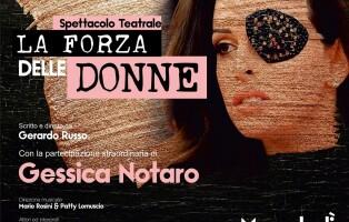 Loc. La forza delle donne con Gessica Notaro, 22 luglio, San Ferdinando - Copia