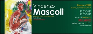 fronte facebook Vincenzo Mascoli - Stanza n2020 Transiti_Soste_Ripartenze - Milano,  101Flats - Texture