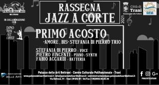 Invito Jazz a Corte, Dipierro trio