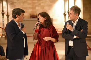 Foto Solfrizzi, Stornaiolo e Fingerle