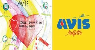 Banner Biblioteca dei bambini AVIS Molfetta 2021r