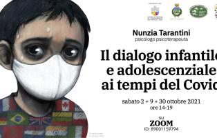 Il dialogo infantile e adolescenziale ai tempi del Covid