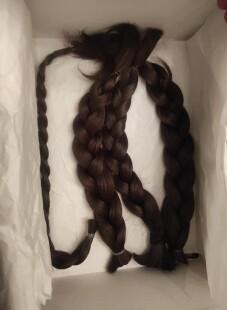 capelli da spedire